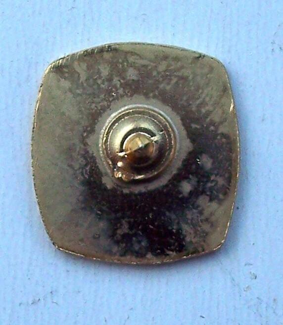 3rd Canadian Boy Scout Jamboree Pin Original 1961 Original