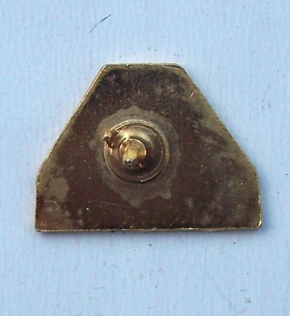 Canadian Boy Scout Jamboree Prince Edward Island Original Pin