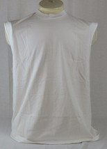 White Men's Muscle T-Shirt - $12.99