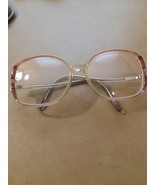 Contessa Lilac RX Oversized Eyeglasses Plastic Frame by U.S. Optical - $28.05