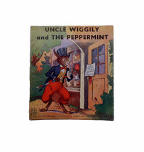Uncle Wiggily And The Peppermint by Garis Howard Illustrated by George C... - $29.00
