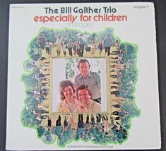 The Bill Gaither Trio Especialmente Para Niños Vinilo LP Record Álbum R3... - $11.29
