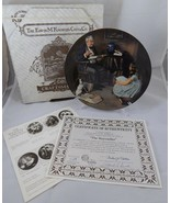 1984 Knowles THE STORYTELLER Norman ROCKWELL HERITAGE Grandpa Collector ... - $15.63