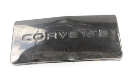 84-90 Chevrolet Corvette C4 Front Bumper Filler License Tag Delete Panel image 1