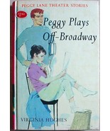 Peggy Lane Theater Stories #2 PEGGY PLAYS OFF-B... - $15.00