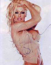Pamela Anderson in-person autographed photo - $60.00