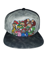 Super Mario 'Mario and Friends' Brand New Snapback Cap * Nintendo - $11.88