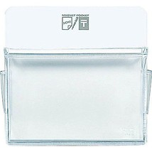KOKUYO-stationery-Whiteboard marker Magnet pocket 80 white Mc-510NW  - $10.17