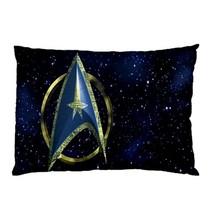 """Star Trek Logo Pillow Case 30""""X20"""" Full Size Pillowcase - $19.00"""