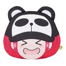 PANDA SUPERSTORE Cartoon Car Pillow Auto Accessories Car Headrest Neck Pillow Ju