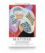 zF Henri Matisse The Dream - Aix-En-Provence Exhibition Poster - $6.68+