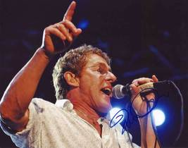 Roger Daltrey in-person autographed photo - $125.00