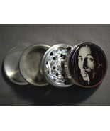 BOB MARLEY WITH JOINT PORTRAIT 4 PIECE HAND MULLER HERB SPICE TOBACCO GR... - $11.02