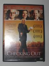 Checking Out with Peter Falk, David Paymer & Laura San Giacomo - dvd - $2.22