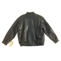 Assorted Brands ,Vintage, Men's Genuine Leather Bomber (Short) Jacket, Group-2 image 5