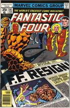 Fantastic Four Comic Book #191 Marvel Comics 1978 FINE- - $5.71