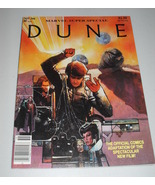 Vintage 1984 Marvel Super Special Dune Official Movie Comic - $15.99
