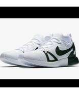 Nike Dual Racer White Black Size 9 - $52.25