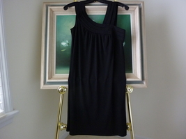 DESIGNER SANGRIA WOMEN'S BLACK SLEEVELESS FORMAL DRESS SIZE 4 - $45.00