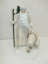 "Pipka #10162 Ltd Ed. ""Arctic Santa & Friends"" 22"" Figurine 2011, SIGNED,... - $590.03"
