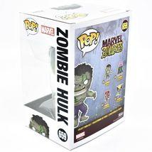 Funko Pop! Marvel Zombies Zombie Hulk #659 Bobble-Head Vinyl Figure image 3