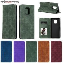 Luxury Magnet Leather Flip Note9s Case For Xiaomi Mi Note10 Lite Redmi 10X 8 8A  - $7.60+