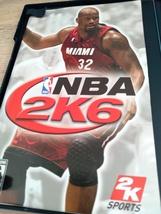 Sony PS2 NBA 2K6 image 2