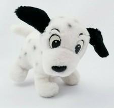 Vintage Disneyland Disney World 101 Dalmatians Plush Stuffed Puppy Dog A... - $17.81