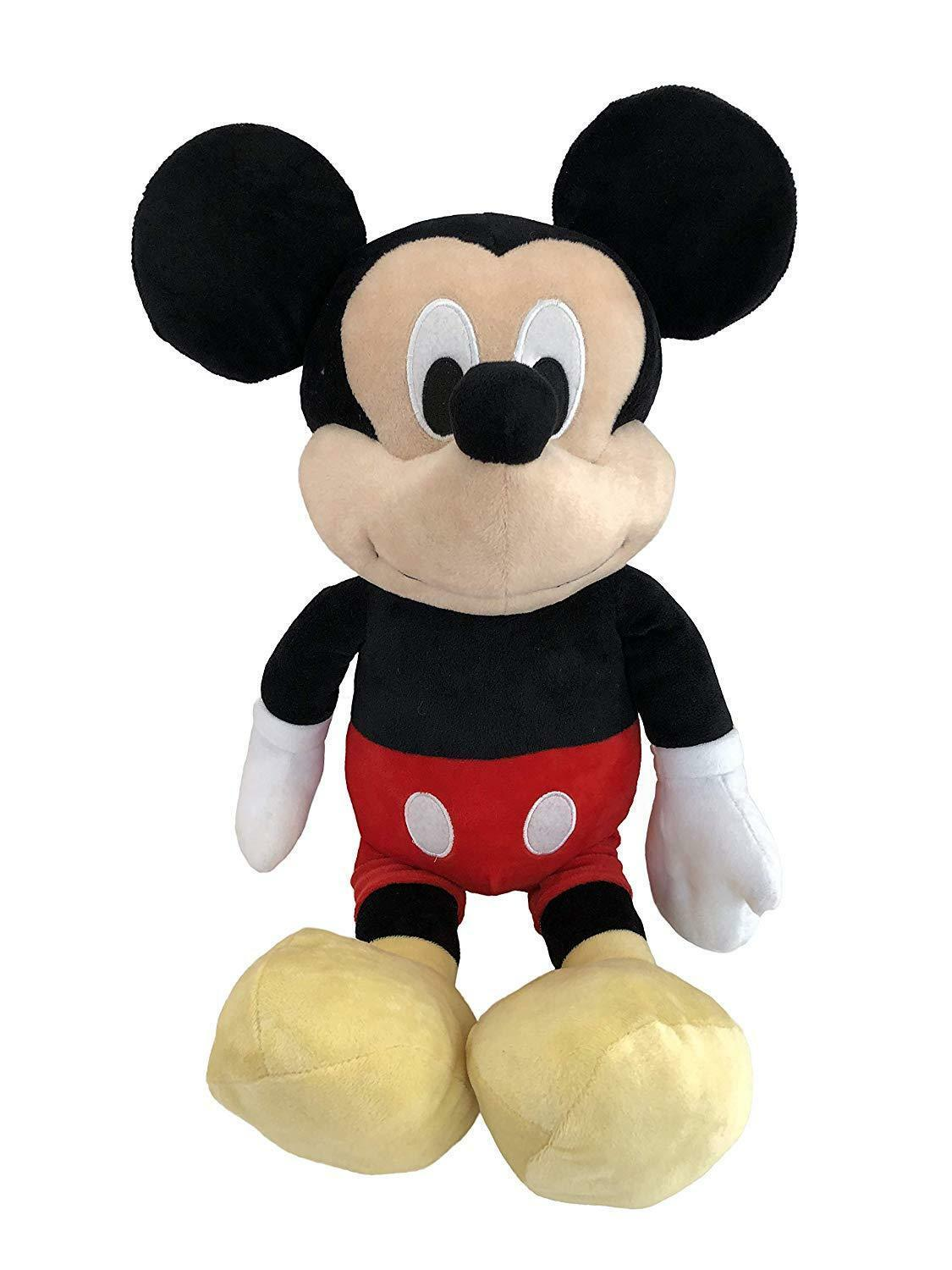 """Disney Baby Mickey Mouse 19"""" Plush Doll  New With Tags"""