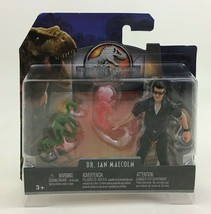 Jurassic World Legacy Collection Dr Ian Malcolm Figure Jurassic Park Bra... - $11.83