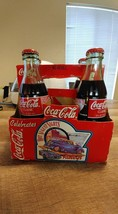 2002 Hot August Nights Limited Edituon Coke bottles unopened - $7.70
