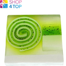 Lime And Dandy Soap Bomb Cosmetics Lemon Grapefruit Handmade Natural New - $4.94