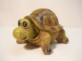 Bobbin Head Turtle Figurine Decorative Collectible  n832 - $14.99