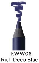 KISS NEW YORK PROFESSIONAL WATERPROOF WONDERS EYELINER 'NAVY BLUE (MATTE... - €7,19 EUR
