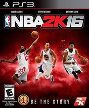 NBA 2K16 - PlayStation 3 [video game] - $9.38