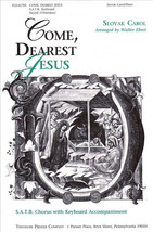 Come, Dearest Jesus (Piano Reduction/Vocal Score) - $1.40