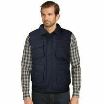 Men's Premium Multi Pocket Zip Up Military Fishing Hunting Utility Tactical Vest image 8