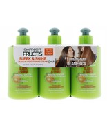 Garnier Fructis Sleek & Shine Intensely Smooth Leave-in Conditioner 10.2... - $18.99