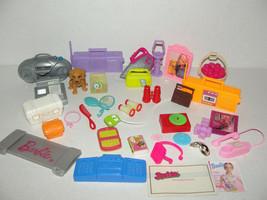 Vintage Barbie Doll Accessories Lot Modern - $19.99