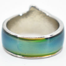 Cute Jumping Dolphin Children's Color Changing Fashion Mood Ring image 5