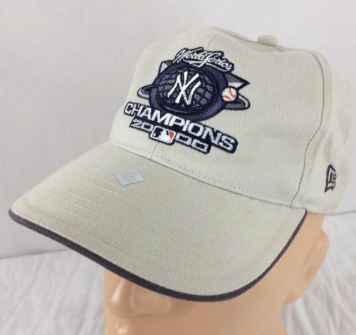 ac7ed245ddd ... wholesale new york yankees world series champions 2000 hat adjustable cap  new era mlb 27c72 5c328 ...