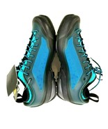 new Arc'teryx Acrux men shoes Gore-Tex Megagrip Vibram blue sz 11 MSRP - $104.93