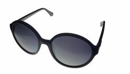 Kenneth Cole New York Womens Sunglass Soft Round Black, Smoke Lens KC7117 1B - $31.49