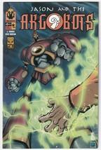 Jason And The Argobots #2 September 2002 Oni Press - $1.39