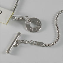 Necklace to Balls Silver 925 Jack&co with Dog Jack in Rose Gold 9KT JCN0549 image 6