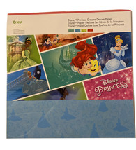 Cricut Disney Princess Dreams Deluxe Paper- New And Sealed - $13.26