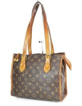 Authentic LOUIS VUITTON Popincourt Haut Monogram Shoulder Tote Bag Purse... - $329.00