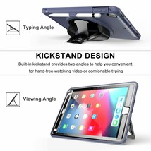 k1)  Full Protective Hard back hard silicone cover Case for Apple iPad models - $97.22