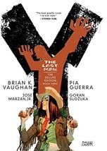 Y: The Last Man, Book 3, Deluxe Edition by Brian K. Vaughan - $22.29