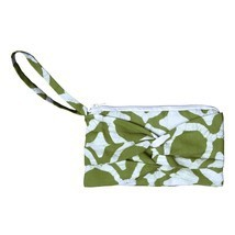 Clutch with a Twist - Fisheye Olive - Global Mamas (P) - €15,17 EUR